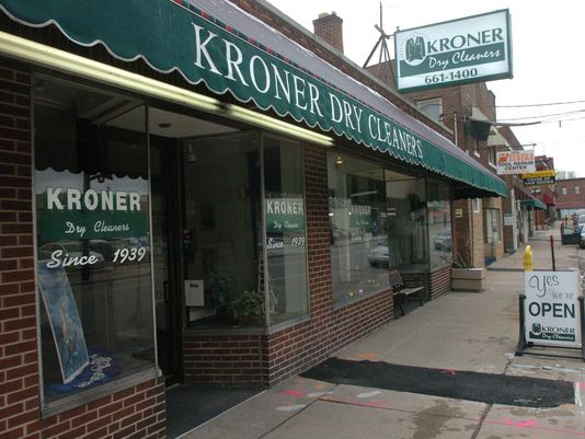 Kroner Dry Cleaners